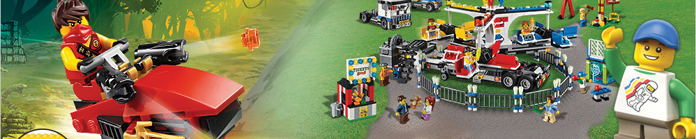 Earn #rewardDisplaySmall($store) Cash Back from Rakuten.ca with LEGO Canada Coupons, Promo Codes