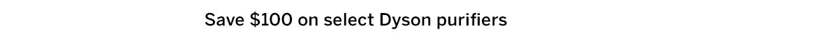 Earn #rewardDisplaySmall($store) Cash Back from Rakuten.ca with Dyson Coupons, Promo Codes