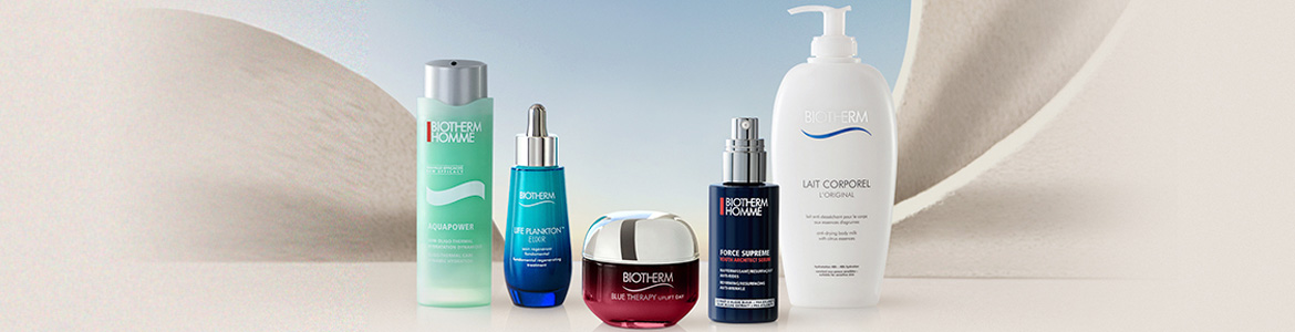 Earn #rewardDisplaySmall($store) Cash Back from Rakuten.ca with Biotherm Coupons, Promo Codes