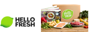 Earn #rewardDisplaySmall($store) Cash Back from Rakuten.ca with HelloFresh Coupons, Promo Codes
