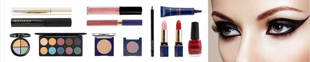 Earn #rewardDisplaySmall($store) Cash Back from Rakuten.ca with Motives Cosmetics Coupons, Promo Codes