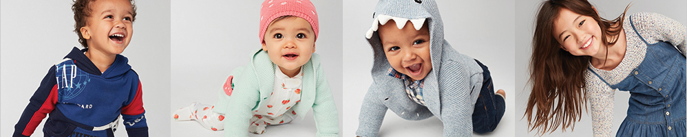 Earn #rewardDisplaySmall($store) Cash Back from Rakuten.ca with Baby Gap Coupons, Promo Codes