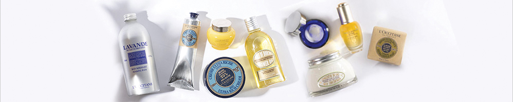 Earn #rewardDisplaySmall($store) Cash Back from Rakuten.ca with L'Occitane Coupons, Promo Codes