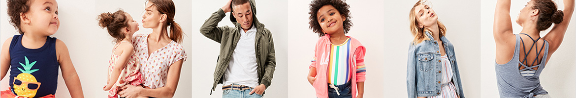 Earn #rewardDisplaySmall($store) Cash Back from Rakuten.ca with Gap Canada Coupons, Promo Codes