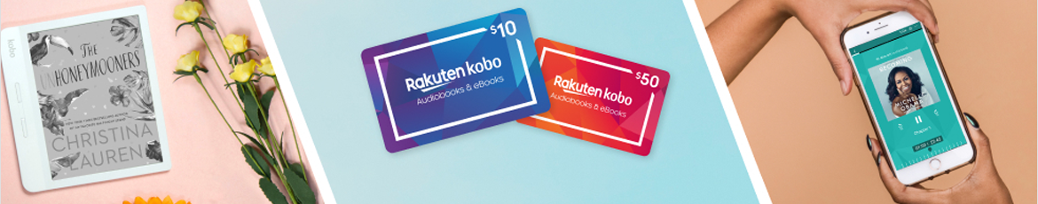 Earn #rewardDisplaySmall($store) Cash Back from Rakuten.ca with Rakuten Kobo Coupons, Promo Codes