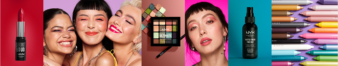 Earn #rewardDisplaySmall($store) Cash Back from Rakuten.ca with NYX Professional Makeup Coupons, Promo Codes