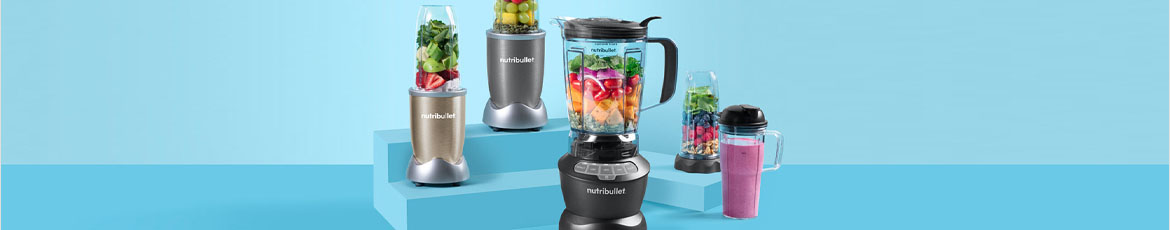 Earn #rewardDisplaySmall($store) Cash Back from Rakuten.ca with Nutribullet Coupons, Promo Codes
