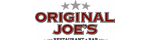 Original Joe's Promo Codes and Coupons, Earn 1.5% Cash Back from Rakuten.ca